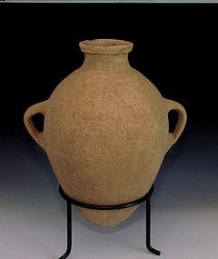 A MIDDLE BRONZE AGE AMPHORA FROM THE HOLY LAND
