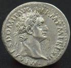A ROMAN DENARIUS OF DOMITIAN