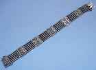 Eastern European Silver Bracelet, c. 1935