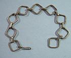 Finnish Sterling Link Bracelet, 1971