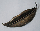 Sterling Large Leaf Pin, Coro, c. 1960