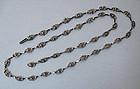 European Silver Chain, c. 1920