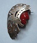 Mexican Sterling Head Pin