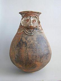 LARGE Chambri / Aibom Pottery Jar - Papua New Guinea (Ex. 1970's Col.)