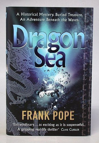 Book: Dragon Sea - Vietnamese Hoi An Hoard - Hard Back 1st Edition