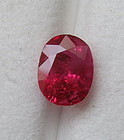 Superb Unheated Burma Ruby 2.04ct GIA