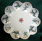 Kakiemon Porcelain Shallow Bowl