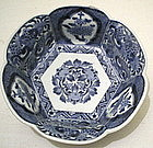 Kakiemon Style Blue and White Bowl