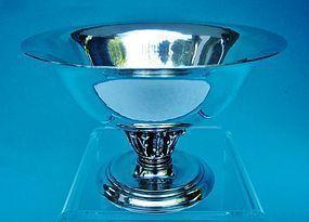 Georg Jensen pedestal bowl #180D