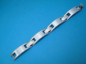 exceptional Hans Hansen Machine Age bracelet