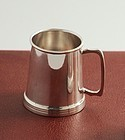 Tankard Form 2 oz Cocktail Jigger