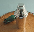 British Art Deco Cocktail Shaker