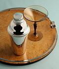 Classic British Cocktail Shaker