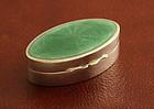 Mappin & Webb Silver Snuff Box