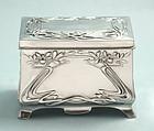 Moritz Hacker Art Nouveau Box