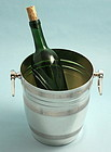 French Engine Turned Wine Cooler