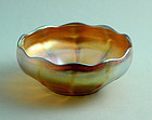 L.C. Tiffany Favrile Glass Bowl