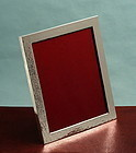 Lebolt Arts & Crafts Silver Frame