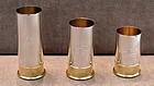 Shot Gun Shell Cocktail Jiggers