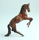 Vienna Bronze Rearing Horse