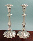 Antique English Candlesticks