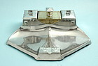 WMF Secession Design Double Inkstand