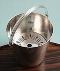 English Art Deco Ice Pail Cooler