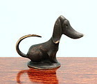 Hagenauer Bronze Dog