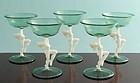 Bimini Figural Liqueur Glasses