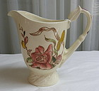 Vernon Kilns Rosedale 1 Pint Pitcher California Pottery