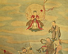 Chinese Buddhist Scroll Painting