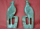 Chinese Carved Nephrite Jade Birds