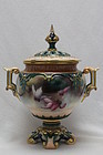 Royal Worcester pot-pourri