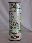 Royal Worcester Chinoiserie vase