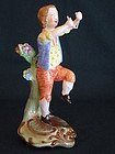 Spode figurine copying original Chelsea