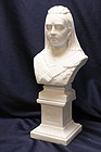 Parian bust of Queen Victoria by Turner & Wood