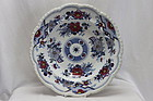 Ridgway bowl Columbia pattern 1362