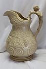 """William Ridgway stoneware jug """"Pan"""""""