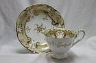 Ridgway cup & saucer pattern 2/7546