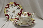 John Ridgway cup saucer and plate pattern 5/346