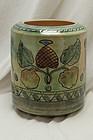 Royal Doulton Brangwyn Ware vase pattern D 5079
