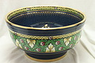 Minton Byzantine patterned bowl