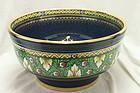 Minton Byzantine patterned bowl