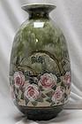 Royal Doulton stoneware vase by Eliza Simmance