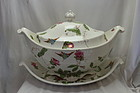 Large Spode lidded tureen on stand
