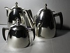 Mexican Sterling Silver Tea/Coffee Set.