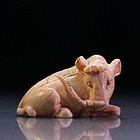 Japanese Carved Ivory Netsuke,