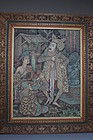 Balinese Painting, Figures,