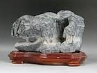 A Chinese Lingbi/Scholar Rock,