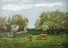 Arthur B. Wilder painting - Bristol, Tenn. & Virginia